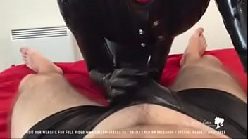 mistress cock slapping Amatuer real cuckold