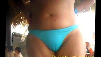 beach video voyeur hd Beautiful gal screwed after massage