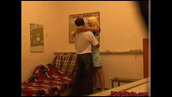 teenage dad his fouck Dresing room exhibitionist