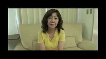 japanese yiy big Wife talks asian slut into eating pussy