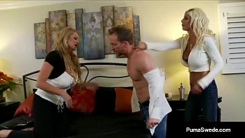 she fucks films hubby Margo suvillian mom
