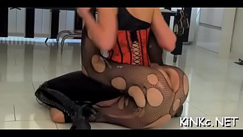 lupe femdom burnett Girl gets panty gagged and fucked from tranny