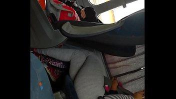 groped bus chikan Milf massive titts