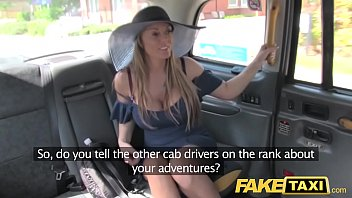 cums taxi fake driver The hungarian treatment staring eve angel and wivien