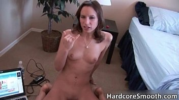 slut floor her superb on the brunette babefriend lilith with Melissa manning hardcore scene