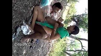 desi ourdoor schoolgirls Teen couple gets caught by parents