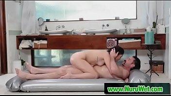 nuru sensual to fucking turns massage Swedish erotica asian porn