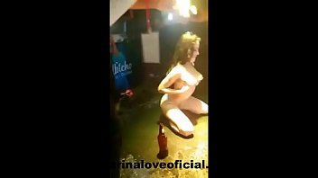 funk baile transas no Amateur shemale tranny facialized after a blowjob