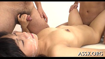 fuck4 slimy really asian nasty apple and Live anal fuck