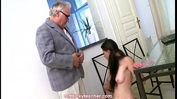 her teacher schoolgirlsf70 bad and mature Jacky joy gets horny and sucks a masseurs big dick