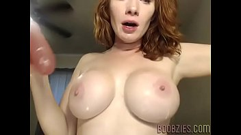 by husband fucked films wife strangers while gets Blue hair big tits glasses