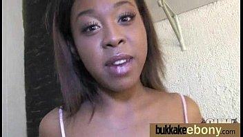 ebony ts carmen cumshot steele Fake tits 15