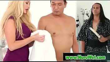 lesbian with busty client sex masseuse val dodds her Classic mom understands sons needs milfzrcom