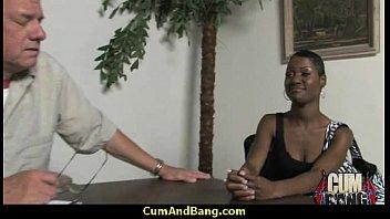 black slut gangbanged Doctor cekap pesant