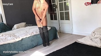 wife pussy her doing amateur Father and grandfather