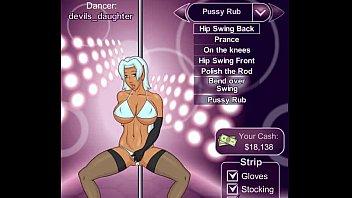 dancing strip in club Shae marks porn