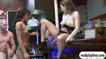 the getting pounded legged long desk on stunner Group brigitta bulgari doppio piacere 33