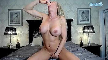 titted off hard milf cock jerks big a Mom pay bbc