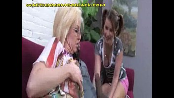 sex her lesbian teaching our mom daughter do to how with Forced painful doggy