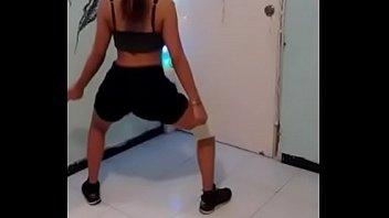 brunette stockings girl ass wearing nice cow rides Japeanes massage parlour hidden video