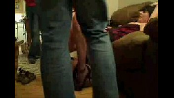 husband a having thresone watch wife gay Serbian singer blowjob