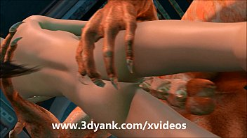 animated 3d rape hentai Gorgeous angels love to give blow gangbang