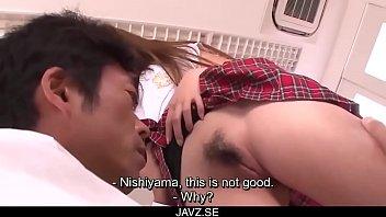 asian tugging masseuse and fucking sucking Big ass riding husband next door