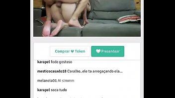 mulher na imagens dormindo metendo Cassandra cain and sydney cole threesome