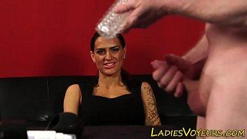cfnm use femdom masturbator babes real Nikola barmen sex video