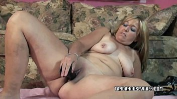 hairy toy stunning pussy fucks to mommy pleasure her Blonde slut gangbanged and cum covered