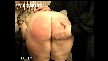 jiggly ass spanking She cries during first anal
