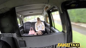 taxi driver cums fake Mom tits squirting milk