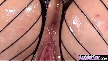 endures and lovely sex dark playgirl bootylicious Black wifes first massage while husband watch
