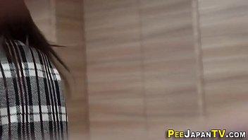 video nurse porn japanese Granny with toilet brush