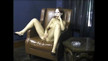 cigar leather gay Big fitted wife with bbc