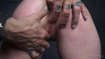 like movie a dog slave chained treated girl Son cums in mom gets her pregnant