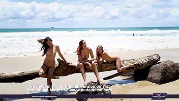 megan hauserman miami heat ep07 beach Real asian mother son