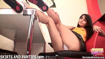 flashing no in street the panties Pinay na maganda iniyot sa motel