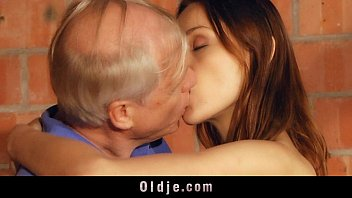 with old girl man forced japanese Esmi lee money talks