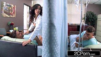 nurse polina big tits anna Straight video 498