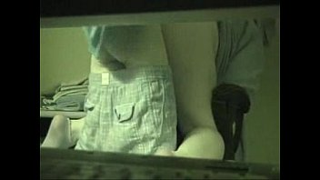 caught hidden sex in adulterous housewife cam on Office blondes seducing cock