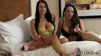 in chastity dia Erotic sex 277