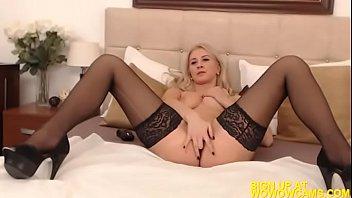 before sexy granny strips fucking Girlfriend sticks a big dildo up her mans ass