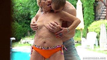 fucks boy granny next door Old man n cute girl home sex mms india