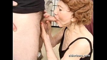 have studs hire grannies two to young sex Perverted drunk brunette desires to have a hot threesome on wide bed