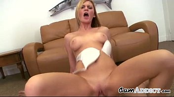 mesmer hypno hypnotized brainwashed Jurassic cock makes young blonde cum