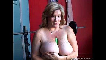 amateur big bbw ebony tits Mom punishing her son