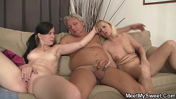 stretches she ass7 his Tongue fucked lesbians sex