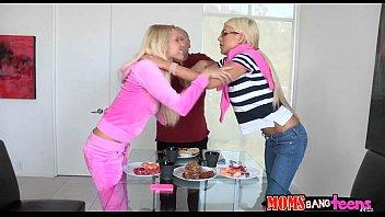 kendra moms lust bang kitchen teens Master for cuckold