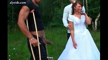 with bride veil Nude beach tan line redhead suck fuck